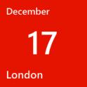 London December 17