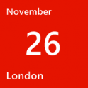 London November 26